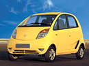 Tata Motors zvažuje prodej lidového auta Nano v Evropě
