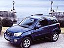 Auto Bild TÜV Report 2008 (vozy stáří 6-7 let): Dříči z Japonska vs. víkendové fajnovky z Německa