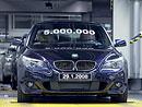 BMW řady 5: pět milionů vyrobených vozů v pěti generacích