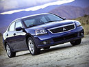 Mitsubishi Galant: facelift pro modelový rok 2009