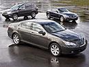 Lexus: speciální vydaní modelů RX 350 a ES 350 označené Pebble Beach Edition