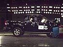 Euro NCAP: Nissan Navara napodruhé se třemi hvězdami