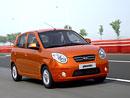 Kia Picanto Ready: Klimatizace, r�dio a dva airbagy pod 200 tis�c K�