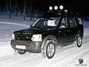 Spy Photos: Land Rover Discovery - první facelift třetí generace