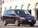 Lancia Phedra na českém trhu: luxusní MPV se třemi turbodiesely