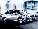Čínský trh v roce 2011: Luxusní verze Chevroletu Lacetti drtí VW Lavida a Jetta (pořadí modelů)