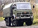 Tatra dodala armádě posledních 27 aut ze zakázky za 2,7 mld. Kč