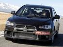 Mitsubishi Lancer Evolution: První jízdní dojmy