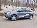 Renault Koleos Adventure: z Asie do Evropy po vlastní ose (fotogalerie a video)