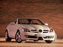 Mercedes-Benz SLK: automobilka oslavuje 500.000 prodaných vozů