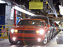 Dodge Challenger SRT8: automobilka oznámila zahájení výroby
