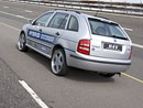 Hybridní Škoda Fabia pochází z Británie - MIRA H4V Plugless Plug-in Hybrid