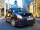 Suzuki Swift Black and White: speciální vydání pro německý trh