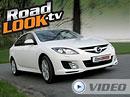 Mazda6 2,5 MZR: hvězda zatáček (Roadlook TV)