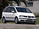 SEAT Alhambra ECOMOTIVE - MPV se spotřebou 6,0 l/100 km