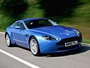 Aston Martin V8 Vantage: silnější a rychlejší