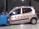 Euro NCAP: Čtyři hvězdy pro lidové Hyundai i10 + video