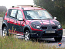 Spy Photos: Dacia míří do třídy SUV