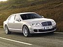 Bentley Continental Flying Spur: Modelový rok 2009 a silnější Speed