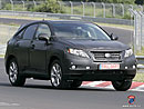 Spy Photos: Lexus RX v novém (nové foto)