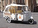 Piaggio Ape: šedesáté narozeniny oslaveny s papežem