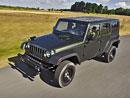 Jeep J8: finální sériové provedení armádního speciálu představeno