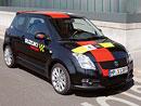"""Suzuki Swift Sport """"N'Style Rally"""": s válečným malováním do běžného provozu"""