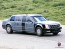 Spy Photos: Nový prezidentský Cadillac One - pro Obamu nebo McCaina?