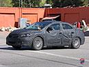 Spy Photos: Velké Suzuki Kizashi na silnicích