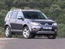 Mitsubishi Outlander 2WD: Pohon jen předních kol pro benzinový motor za 624.900,- Kč