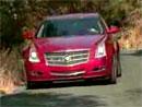 Video: Cadillac CTS Sport Wagon – nové prémiové kombi v pohybu
