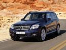 Mercedes-Benz GLK: Ceny na českém trhu začínají těsně pod 1 milionem Kč