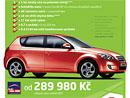 Kia Cee'd nyní o 15 tisíc levněji, ceny od 289.980,-Kč, dovozce přesvědčuje zákazníky srovnáním s Fabií