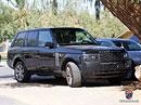 Spy Photos: Range Rover - modernizace největšího