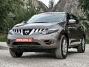 Nissan Murano: První jízdní dojmy