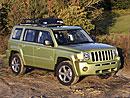 Jeep Patriot Back Country: kosmetické úpravy od divize MOPAR