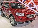 Paříž živě: Freelander 2 TD4_e - nejúspornější Land Rover