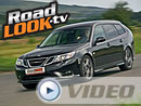 Saab 9-3 Sport Combi Turbo X: X factor (Roadlook TV)