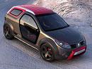 Renault Sand'Up: Brazilský koncept kupé-pickupu na základě Dacie Sandero