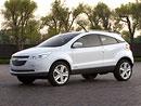 Chevrolet GPiX: Koncept malého dvoudveřového crossoveru
