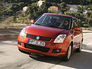 Suzuki Swift: 2 miliony kus� za 6 let, hlavn�m trhem z�st�v� Indie