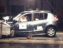 Euro NCAP: Dacia Sandero - Tři hvězdy v době pětihvězdičkové?