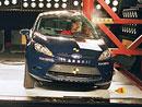Euro NCAP: Ford Fiesta – nová generace se zařadila do ligy pětihvězdičkových