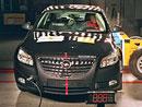 Euro NCAP: Opel Insignia má 5 hvězd – povinnost splněna