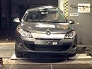 Euro NCAP: Renault Mégane - 5 hvězd a vyrovnání rekordu + video
