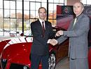 Alfa Romeo se vrátila na americký trh, zatím pouze s 8C Competizione