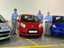 TPCA vyrobila v Kolíně milionté auto