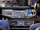 Mercedes-Benz SPLITVIEW: Dva obrazy z jednoho displeje