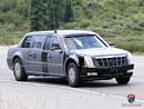 Střídání v Bílém domě: Obama dostane nový Cadillac