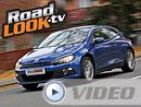 Volkswagen Scirocco 1,4 TSI: Spaß muss sein (Roadlook TV)
